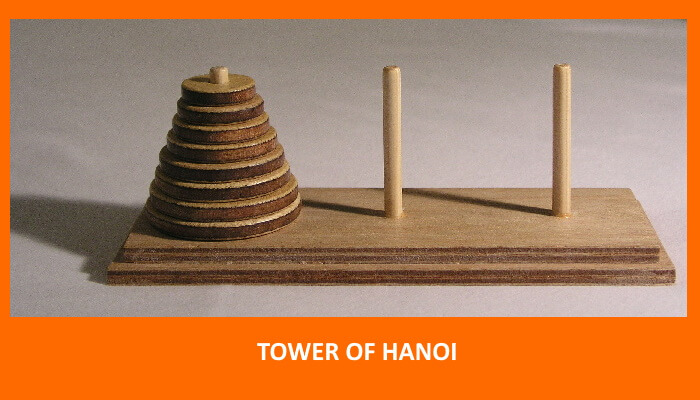 How to solve Tower of Hanoi puzzle