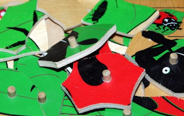 puzzles help in child development