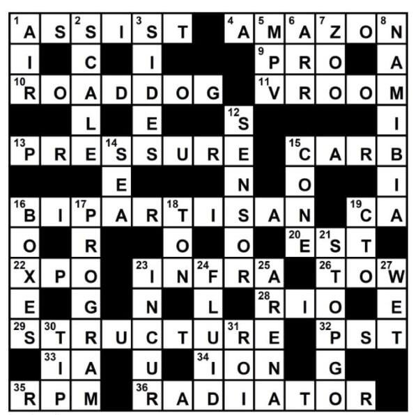 How to solve crossword puzzles
