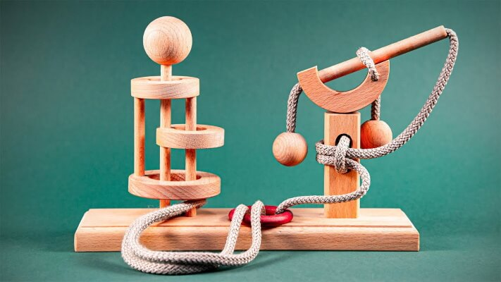 How to solve a disentanglement puzzle