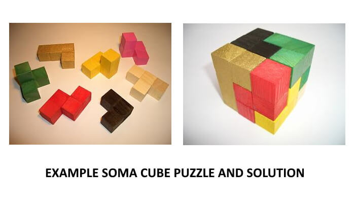 How to solve the soma cube puzzle