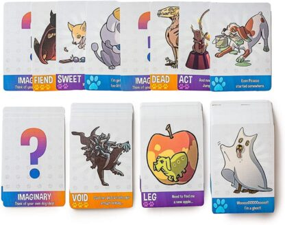 Card games for adults and kids